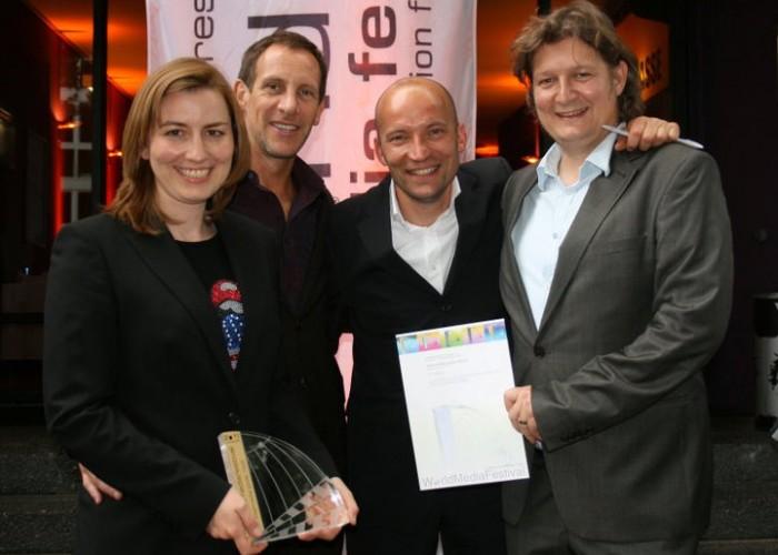 Hafengold Film gewinnt Gold!