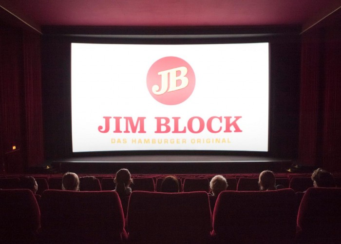 Jim Block goes Cinema!