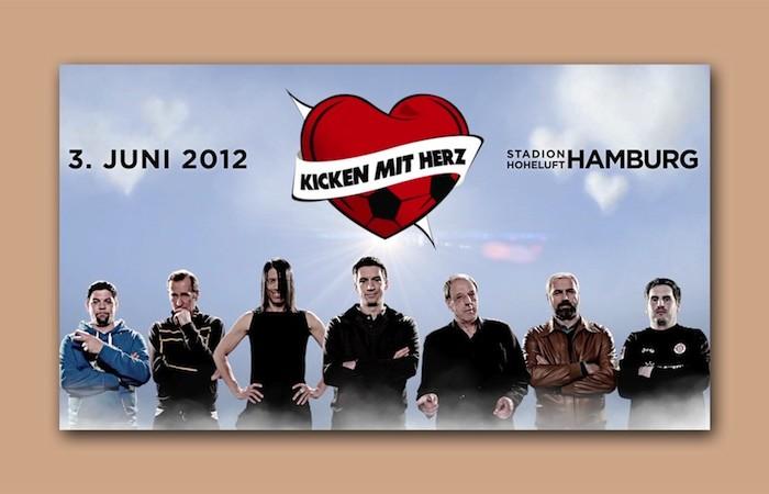 Kicken mit Herz 2012