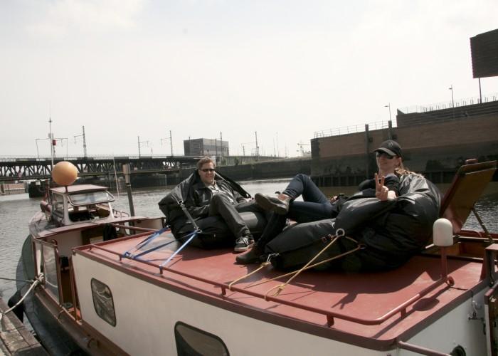 ADC – Hafentour