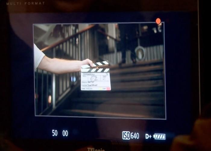 "Making of ""Block Gruppe Imagefilm"""