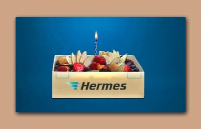 Hermes Geburtstagsgrüße