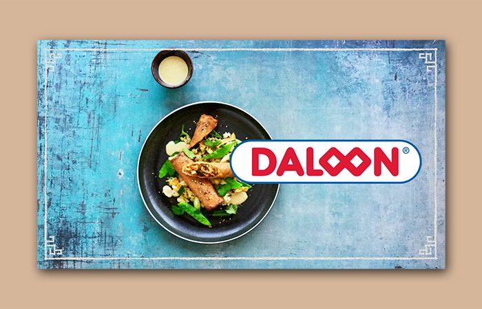Daloon Frühlingsrollen